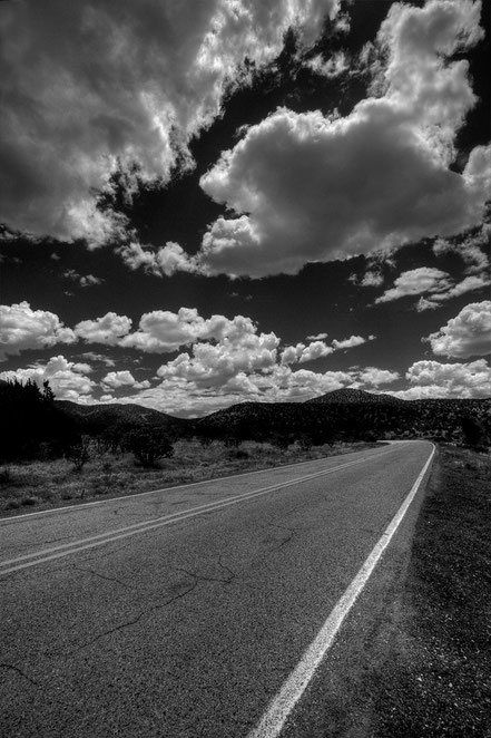 The Turquoise Trail - BW005