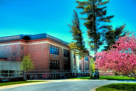 Town of Webb Schools - Old Forge, New York - ADKO019