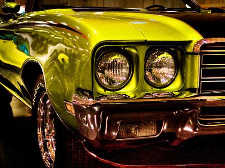 1972 Buick Skylark Custom Convertible - MCCC012