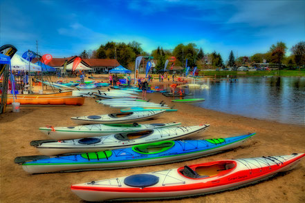 Paddlefest in Old Forge, New York - ADKO022