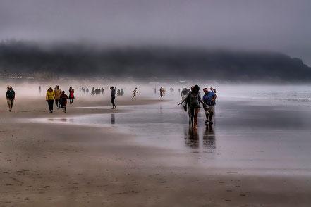 Misty Beach - Cannon Beach, Oregon - NWCB004