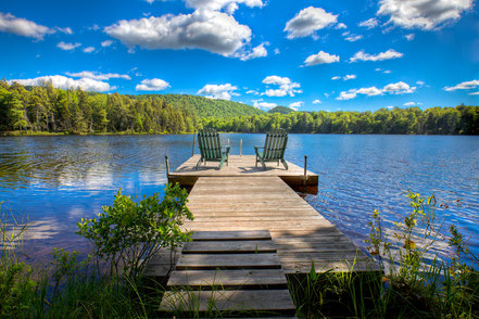 The Perfect Spring Day, Old Forge, NY - ADKC010