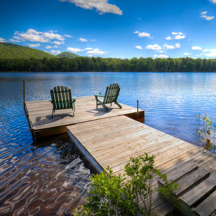 An Adirondack View - Old Forge, NY - ADKC011