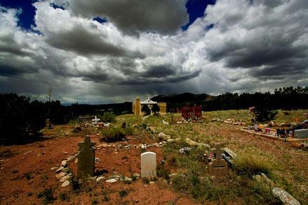 Adobe Church - Golden New Mexico - SWNM001