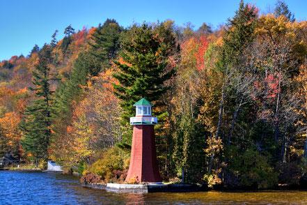 The Shoul Point Lighthouse - ADKO027