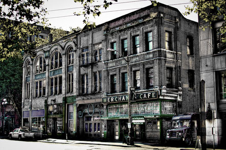The Famous Merchant Cafe - Seattle, WA - NWS007