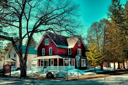 The Goodsell Museum- Old Forge, New York - ADKO009