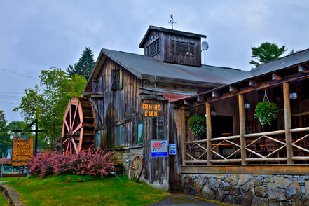 The Old Mill Restaurant - Old Forge, New York - ADKO010