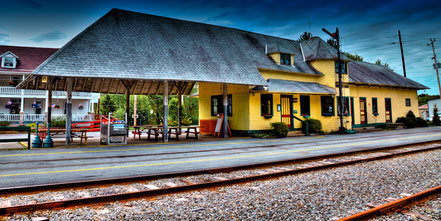 The Thendara Train Station - ADKO012
