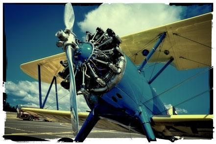 The Boeing Stearman Biplane - MCVA007