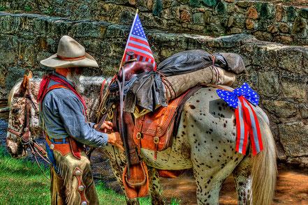 Santa Fe Cowboy - Santa Fe New Mexico - SWNM002