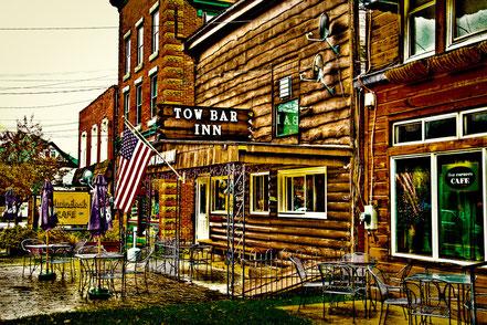 The Tow Bar Inn - Old Forge, New York - ADKO018