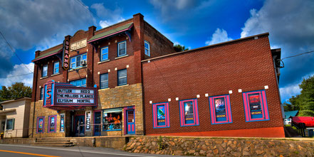 The Strand Theatre - Old Forge, New York - ADKO013