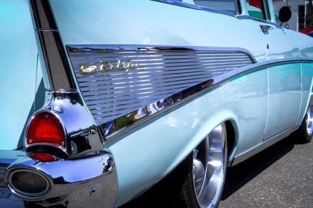 The Classic 1957 Chevy - MCCC006