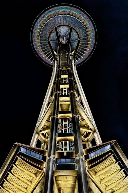 The Seattle Space Needle - NWS004