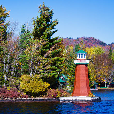 Shoul Point Lighthouse 2 - ADKO029