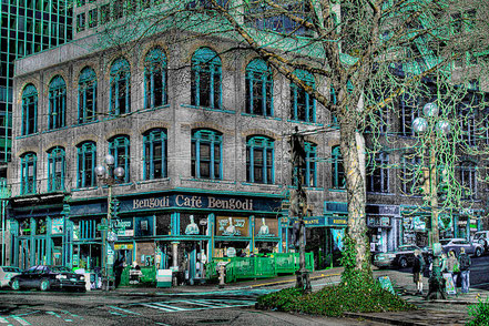 Cafe Bengodi in Pioneer Square - NWS009