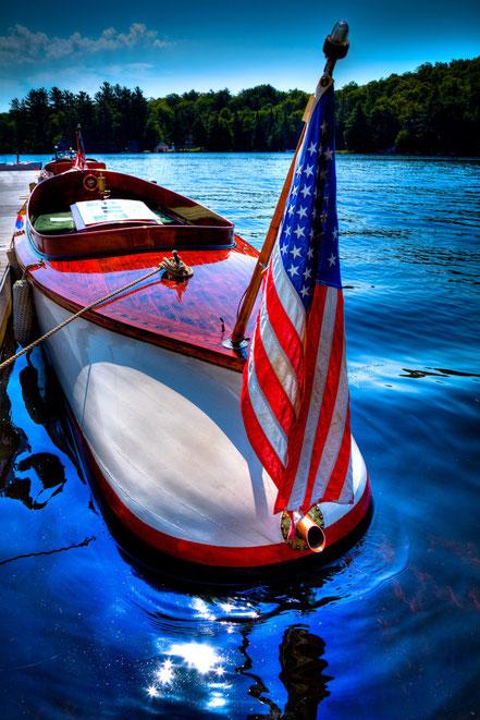 1903 Vintage Leighton Boat - MCVB005
