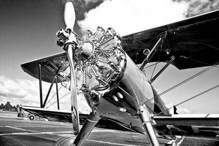1940 Stearman Biplane - BW008