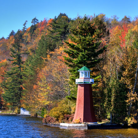 The Lighthouse on 4th Lake - ADKO028