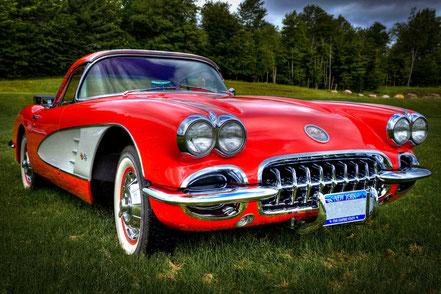 1960 Chevrolet Corvette - MCCC001