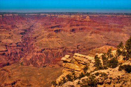 The Grand Canyon XII