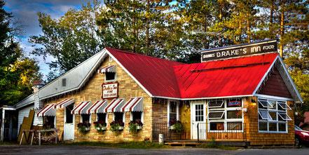Drake's Inn in the Adirondack's - ADKO011