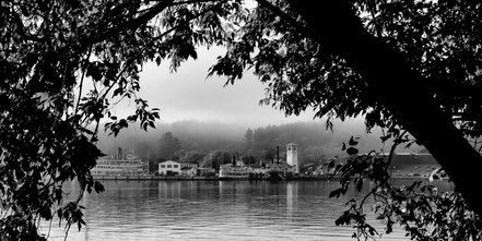 Early Morning on Lake George, Lake George NY - ADK012