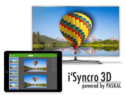 i Syncro 3D Tablet und Monitor Symbolbild