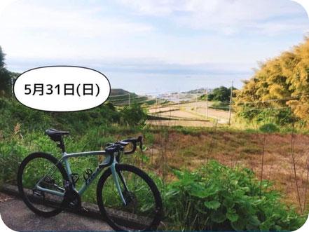 淡路島 レンタサイクル クロスバイク