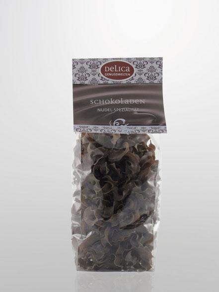 Schokoladen-Nudeln
