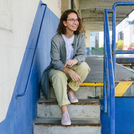 Nina Egli, Gründerin, Jakob und Tatze, Jakob&Tatze, Frankfurt, Frankfurt am Main, Workshops, Design, Grafikdesign