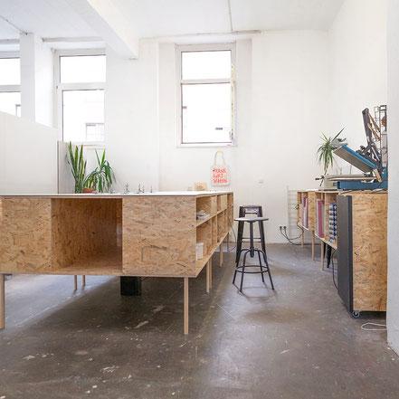 Siebdruck, Screen Print, Atelier, Werkstatt, DIY, Jakob und Tatze, Jakob&Tatze, Frankfurt, Frankfurt am Main