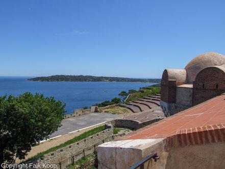 Bild: Citadelle St. Tropez