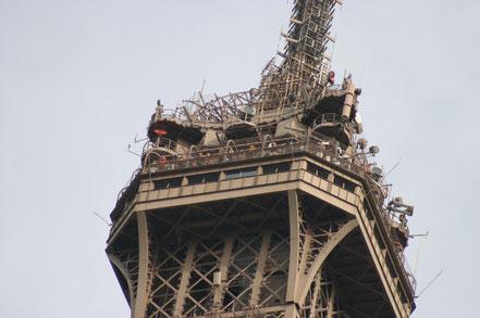 Bild: Eiffelturm Paris
