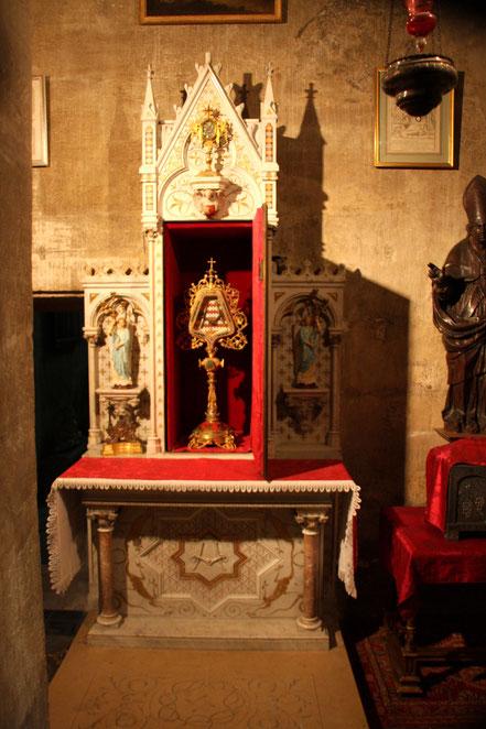 Bild: Cathédrale Saint-Siffrein in Carpentras