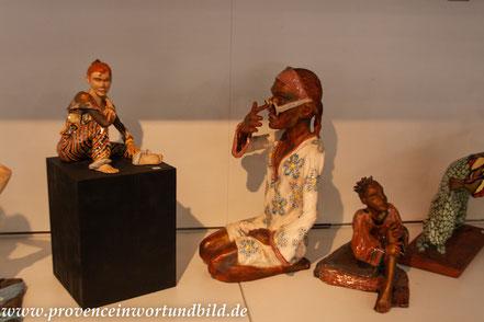 Bild: L´ARGILLA in Aubage, Gallery und Restaurant