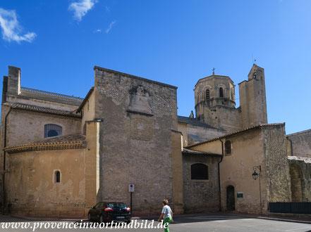 Bild: Cathedrale Saint Véran, Cavaillon, Vaucluse, Provence