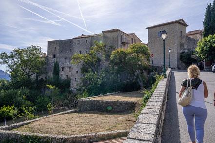 Bild: Gourdon in der Provence