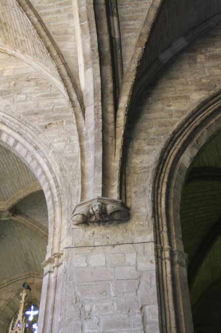 Bild: Kartause in Villeneuve-lés-Avignon