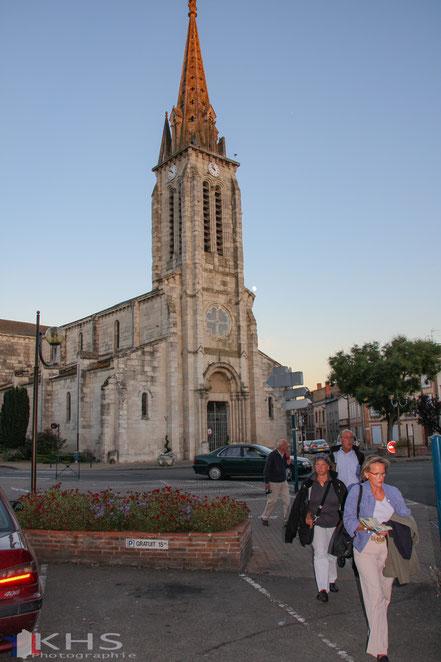 Bild: Die Kirche von Moissac