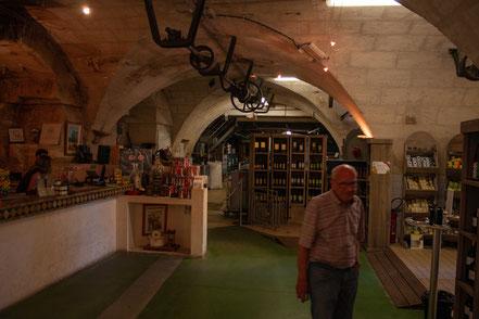 Bild: in der Moulin Jean-Marie Cornille in  Maussane-les-Alpilles