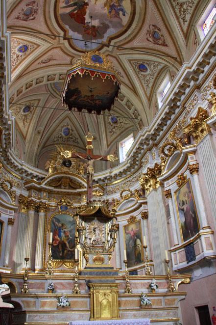 Bild: Cathédrale Saint-Michel, Sospel