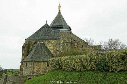 Bild: Église Notre-Dame-du-Salut auf dem Cap Fécamp