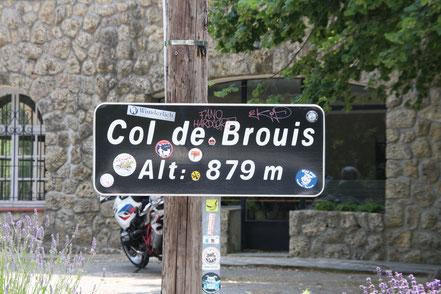 Bild: Col de Brouis