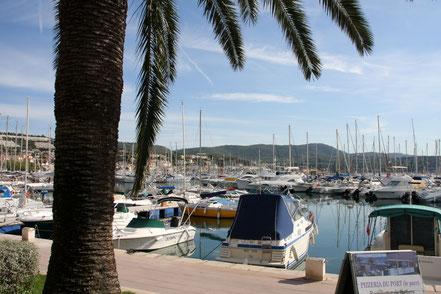 Bild: Hafen von Bandol