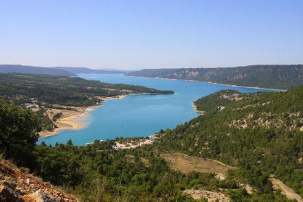 Bild: Lac de Saint-Croix