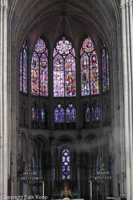 Bild: Cathédrale Saint Pierre et Saint Paul in Troyes