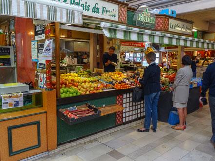 """Bild: Neue Markthalle """"Halles St.-Francois"""" in Quimper"""