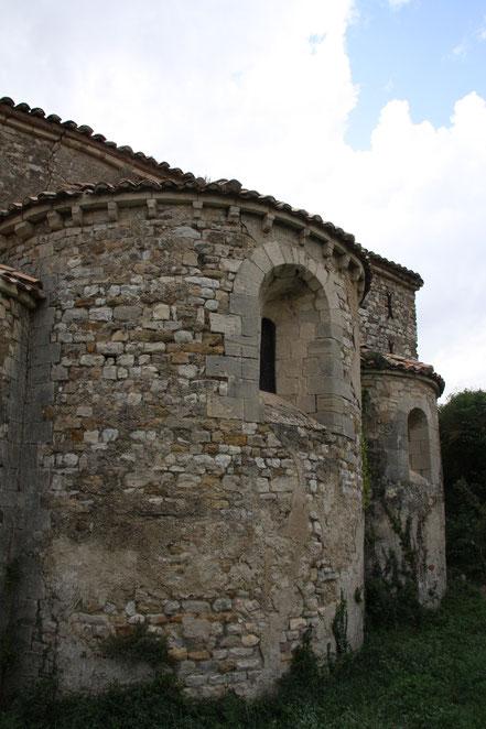 Bild: Chapelle Saint-Cosme et Saint-Damien in Gigondas